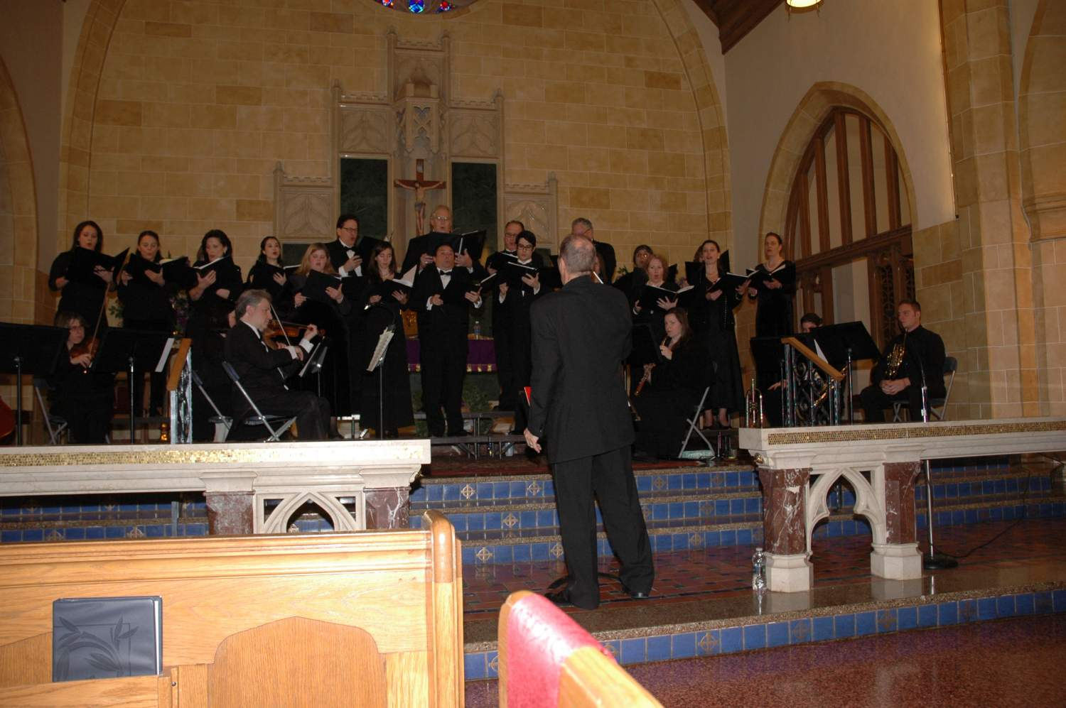 TreasureHouseChoraleChristmasConcert-2013 - 11