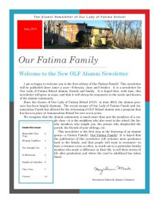 OLF June Newsletter