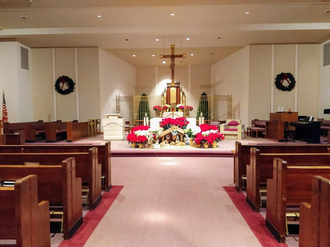 The Annunciation-Fatima Parish – Yonkers, New York
