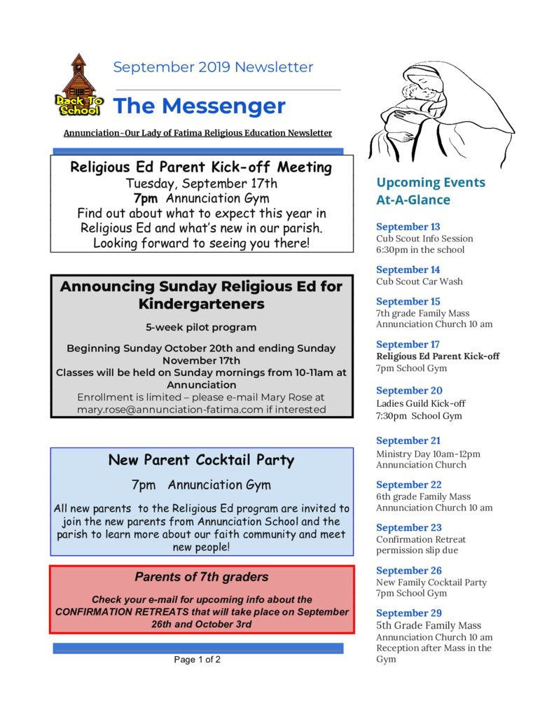 thumbnail of Religious Ed Newsletter-Sept2019 (1)