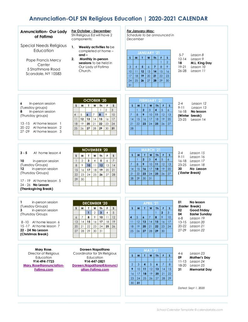 thumbnail of SN Rel Ed 2020-21 One Page Cal – Ver5